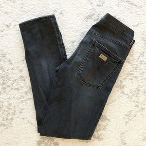 Black Dolce & Gabbana straight fit jeans